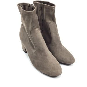 Unisa Unmyllo Ankle Suede BootiesSize 7 M